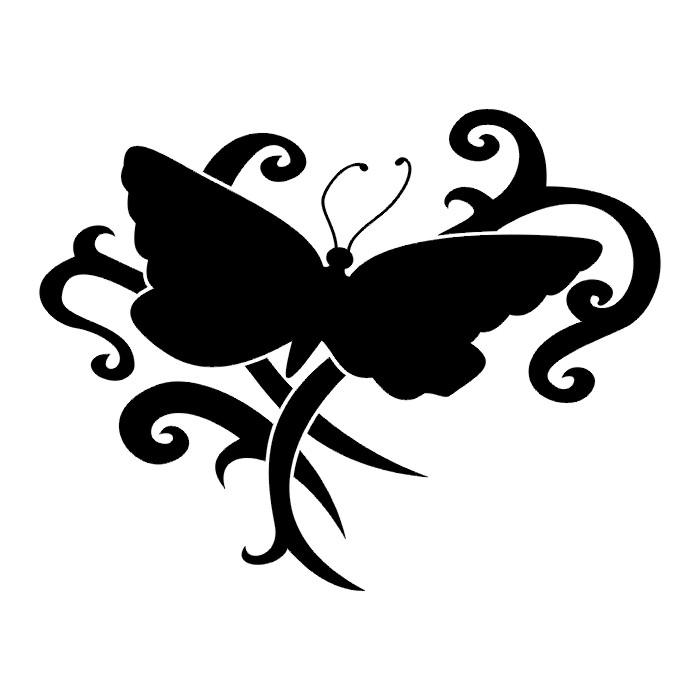 Трафареты для татуировки в домашних условиях 845