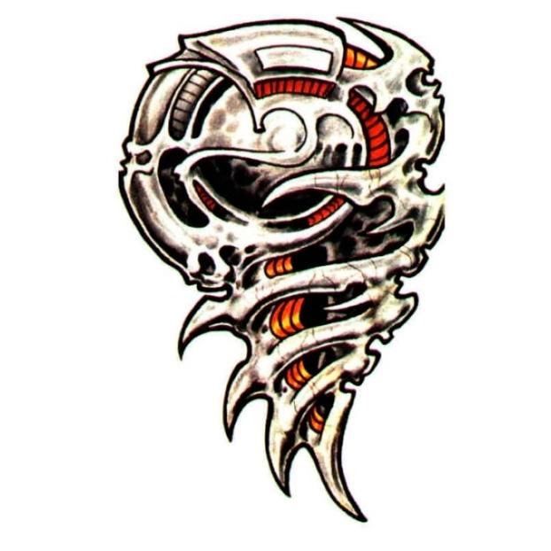 Инопланетный символ (эскиз)