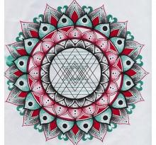 Эскиз татуировки Мандала (119)