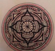 Эскиз татуировки Мандала (63)