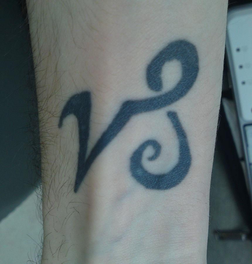 фото татуировок знак зодиака козерог зажигалка купить