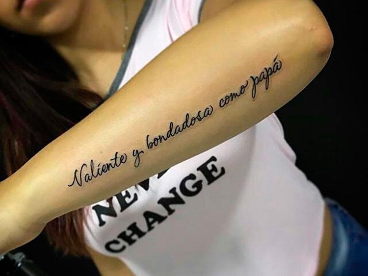 Безответная любовь, красивые тату для девушек на руке надписи фото с переводом