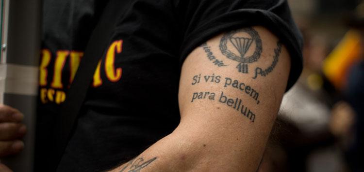 Фразы для татуировок на латыни