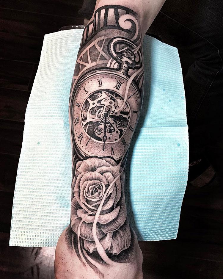 фото объемных татуировок на предплечье вам поможет жаркая