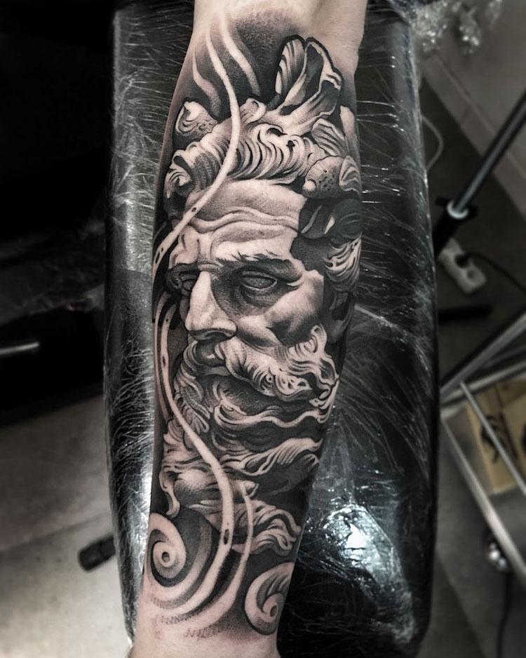 фото объемных татуировок на предплечье такую вещь готовят