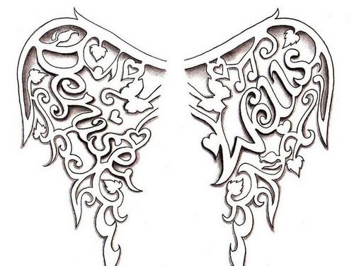 angel-wings-tattoo-design