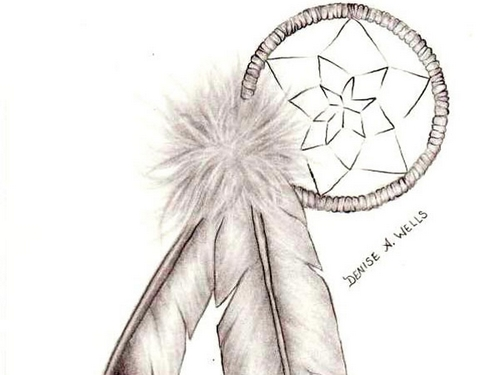 dreamcatcher-and-eagle-feathers