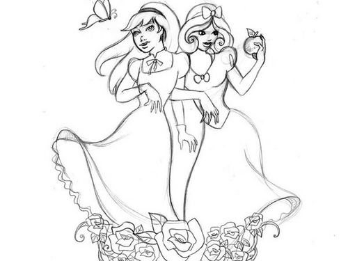fairy-tale-tattoo-sketch